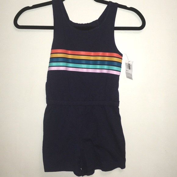 Old Navy Other - Old Navy Girls Romper NWT